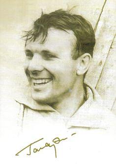 Yuri Gagarin - smiling