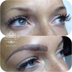 •Derma-Art•microblading#permanentmakeup#eyebrowtatto