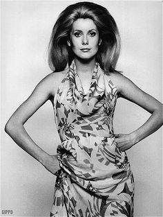 Catherine Deneuve by truity1967, via Flickr