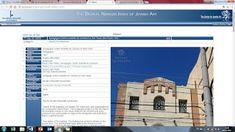 AS SINAGOGAS EM SÃO PAULO - ARTE E ARQUITETURA JUDAICA: Sinagoga Centro Israelita do Cambuci-The Bezalel N...