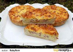 Sýrové tartaletky