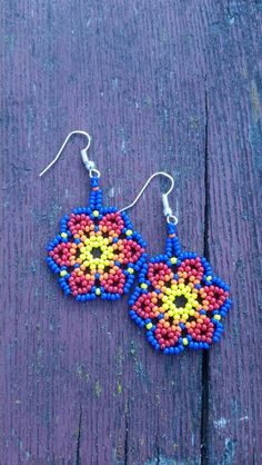 Jewellery Exchange Walk Nottingham case Jewellery On Rent Near Me, Jewellery Redesign Near Me - Free Standing Lace Embroidery Earrings down Floral Lace Earrings Pandora Seed Bead Jewelry, Seed Bead Earrings, Beaded Jewelry, Gold Jewellery, Dangle Earrings, Beaded Flowers Patterns, Beading Patterns, Loom Patterns, Lace Earrings