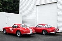 250GT Lusso and SWB ~ Le Mans Classic (TQ) • barchetta • StudioLine MediaCenter