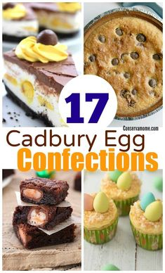 cadbury egg confections