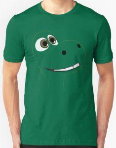 Arlo The Good Dinosaur Big Face T Shirt