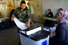 Iraqis voting in first election since Islamic State Usa Today News, Job Information, Latest World News, Travel Agency, Islamic, Culture