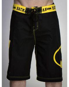 Batman Logo Board Shorts