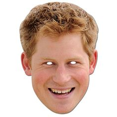 Prince Harry Face Mask – Modo Creations