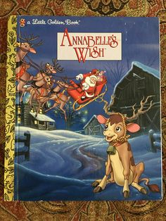 AnnaBelle's Wish 1997 First Edition