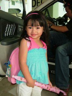 My cutie pie niece... Sharmayne Q