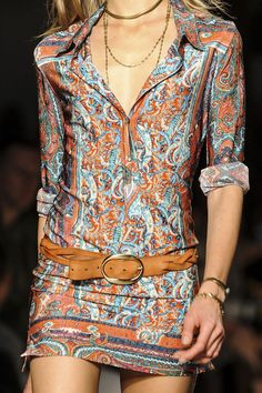 Isabel Marant Spring 2013 love it