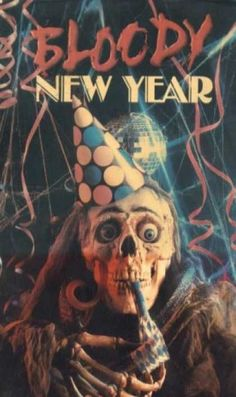 Bloody New Year from the Crypt! - http://www.dravenstales.ch/bloody-new-year-from-the-crypt/
