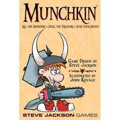 Munchkin (Engels versie)