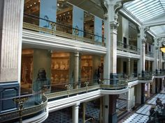 Smithsonian American Art Museum Open Storage