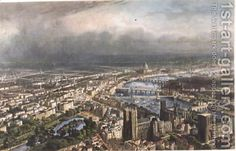 General-Aspect-Of-London,-From-Westminster-Abbey,-C.1850.jpg (600×386)