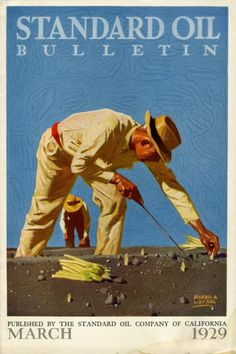 FB / Standard Oil Bulletin Artists, Part 2  MAURICE GEORGE LOGAN February 21, 1886, San Francisco, California – March 19, 1977, Contra Costa, California Wine Label Art, Standard Oil, Vintage Wine, Magazine Covers, Logan, Costa, February, San Francisco, Illustration Art