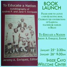 To Educate a Nation Book Launch