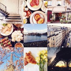 @parisinfourmonths on Instagram