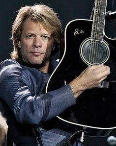 Bon Jovi.   I really do love him.