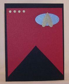 Star Trek Card ~ Stampin' Up!