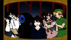 (Turn on Annotations) Alice Human Sacrifice - CreepyPasta Crossover Best Video Ever, Best Song Ever, Best Songs, Love Songs, Creepypasta Videos, Every Last Word, Creepy Pasta Family, I Dont Know You, Jeff The Killer