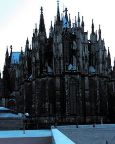 The Church #Dom #CologneCathedral #Cologne #Sunset #Köln...