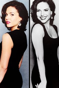 """♡ Lana Parrilla from the TV Show """"Once Upon A Time""""."""