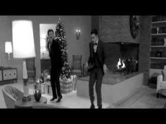 Glee - Let it Snow (Official Video) Blaine (Darren Criss) and Kurt (Chri...
