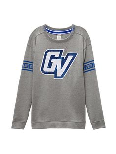 Grand Valley State University Bling Campus Crew PINK