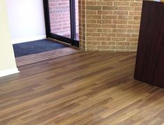 The Advantage Wellness Clinic in Illinois | Parterre's Elemental Collection: Natural Walnut 4425 | Natural looking wood design