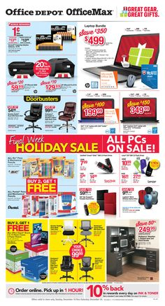 Office Depot  Officemax Ad June      HttpWww