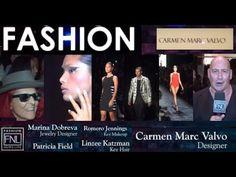 Carmen Marc Valvo SS16 | NY Fashion Week | Exclusive Backstage Runway