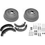 Cheap Omix-Ada 16765.01 Front and Rear Drum Brake Kit sale