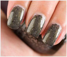 SpaRitual Conglomerate Nail Lacquer Review, Photos, Swatches