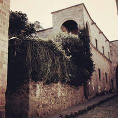 Medieval town in Rhodes