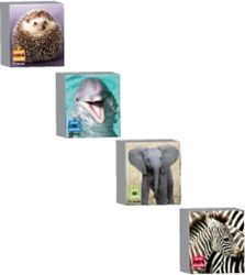 Wild Animal Puzzle sold by My Favorite Toy Box #WildAnimals #PicturePuzzles #Puzzles