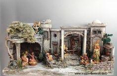 Resultado de imagen para orientalische weihnachtskrippe
