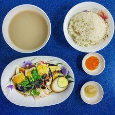 Kampong Chicken Rice #sgeats #sgfood #chickenrice #kampongchicken #ordinarypatrons