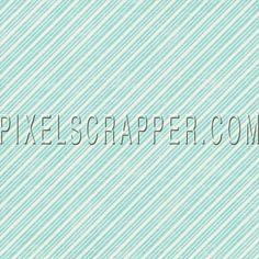 Hola - Papel rayado diagonal verde