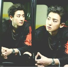 Cool man Park Chanyeol❤