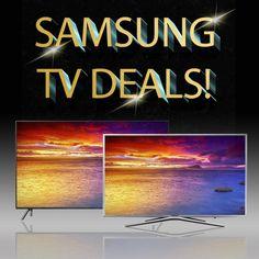 Spectaculaire Samsung TV Deal: De mooiste Samsung TV's voor de mooiste prijzen. Profiteer van maandag 4 t/m zondag 10 september van spectaculaire Samsung TV aanbiedingen bij Expert! Wees er snel bij want op=op! Bestel eenvoudig via expert.nl.