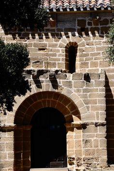 Ermita de san Felices, Ábalos. La Rioja.