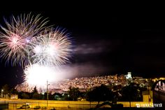 Fireworks Tricarico by Domenico Di Nobile on 500px