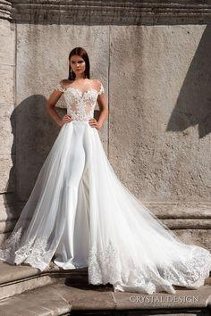 crystal design bridal 2016 wedding dresses 40 - Deer Pearl Flowers / http://www.deerpearlflowers.com/wedding-dress-inspiration/crystal-design-bridal-2016-wedding-dresses-40/