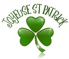 Joyeuse St Patrick #fetedelasaintpatrick joyeuse saint patrick