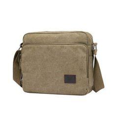 New 2016 Multifunctional Men Crossbody Messenger Bags Canvas Vintage Casual Shoulder Bags Men's Travel Bags M640