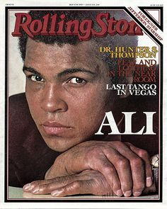 Rolling Stone no 264 May 4 1978 Like A Rolling Stone, Rolling Stones, Hunter Thompson, Last Tango, Lp Cover, Music Magazines, Muhammad Ali, Political News, Magazine Covers