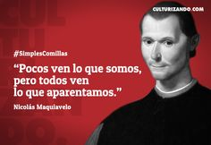 Lo mejor de Nicolás Maquiavelo (+Frases) - culturizando.com | Alimenta tu Mente