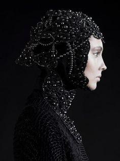 studs in black -headdresses closed -see headdresses 2