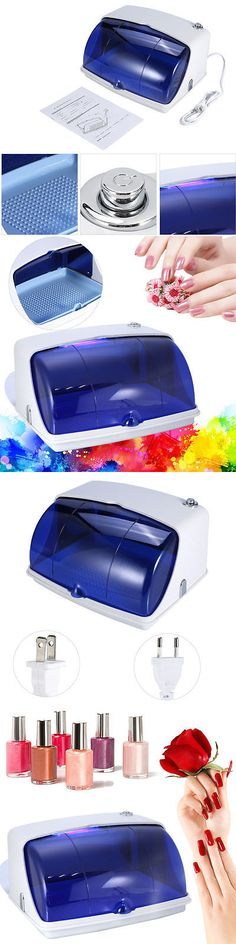 Sterilizers and Towel Warmers: Uv Tool Sterilizer Disinfection Sanitizer Cabinet Drawer Towel Beauty Salon Spa! -> BUY IT NOW ONLY: $49.13 on eBay!